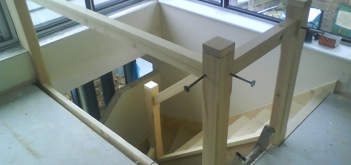 new staircases for lofts