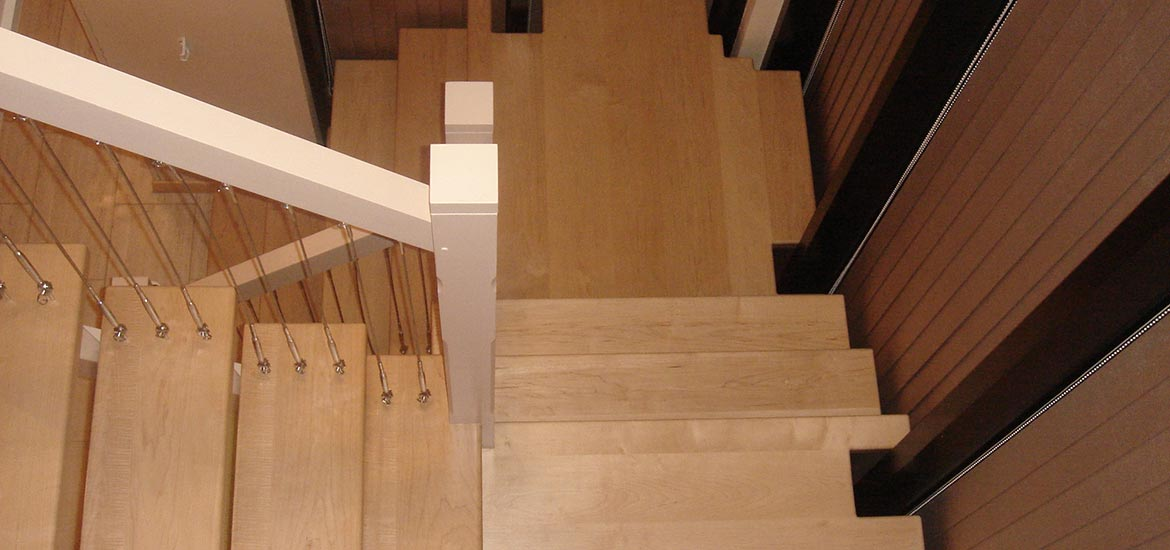 new staircase for loft in Norwich