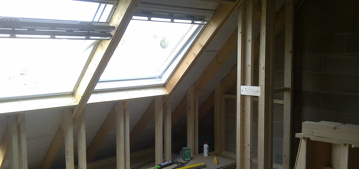 new velux windows in loft conversions