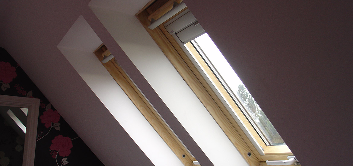 loft extension velux windows